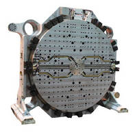 Rotary Platen supports multi-component applications.