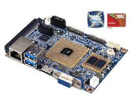 Pico-ITX Board  features 3D display capabilities.