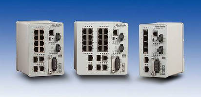 Industrial Ethernet Switch offers diverse management abilities.