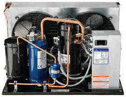 Condensing Unit targets foodservice freezers and coolers.