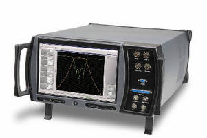 Microwave Test System utilizes synthetic architecture.