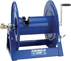 Hose Reel Upgrade strengthens discs and drum.