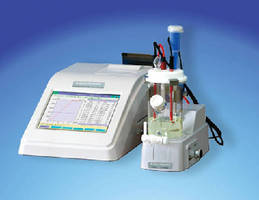 Coulometric Titrator targets eco-minded laboratories.