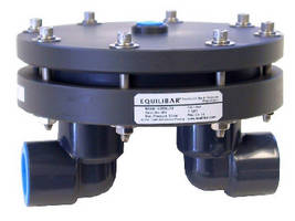 Vacuum Regulators handle high flow rates.