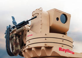 Modular Weapon System accurately identifies targets.