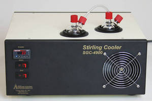 Stirling Gas Cooler protects CEMS analyzers.