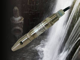 Liquid Level Sensor provides temperature output.