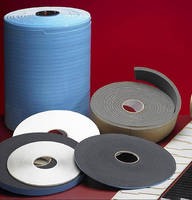 Closed Cell Foam Tape offers alternative to liquid sealant.