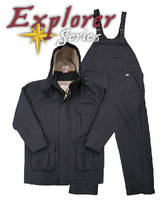 Outerwear Garments achieve minimum arc rating of 46 cal/cm².