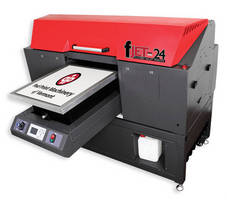 Flatbed Inkjet Printer serves decorating, marking applications.
