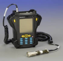 Vibration Analyzer aids data collection in hazardous areas.