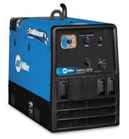 Engine-Driven Welder/Generators minimize fuel use and sound.