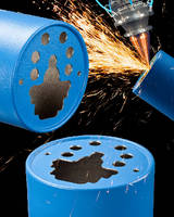 Laser Cutting Services assure clean edges after powder coating.