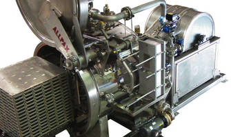 Production/Agitation Retorts feature high-speed operation.