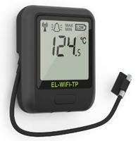 Temperature Recorder features Wi-Fi connectivity.