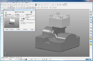 CAD/CAM Software aids electrode production.