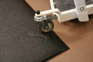 Bedside Floor Mat helps reduce injuries from falls.