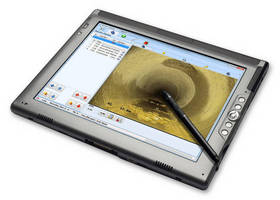 Pipeline Analytics Software is optimized for tablet PC.