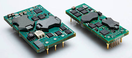 Regulated Intermediate Bus Converters integrate digital control.