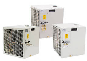 Liquid to Air Heat Exchangers offer capacities from 500-5,000 W.