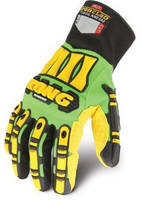 Cut Resistant Glove protects against oil/gas industry conditions.
