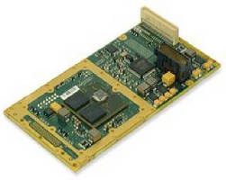 Rugged Graphics Board serves SWaP-constrained environments.