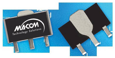 Broadband Amplifier is suited for CATV applications.