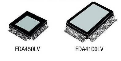 Class-D Digital Amplifier ICs optimize in-car audio.