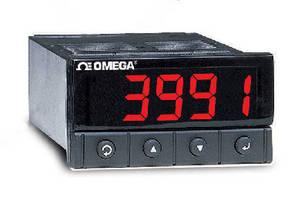 Temperature/Process PID Controllers  feature NEMA 4 front bezel.