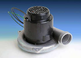 Wet Pickup DC Vacuum Motors feature bearing protection.