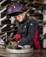 Women's Welding Apparel combines safety and style.