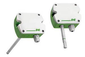 Humidity/Temperature Sensor serves HVAC applications.
