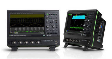 High Definition Oscilloscopes leverage integrated 12-Bit ADC.