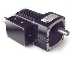 Brushless DC Gearmotors include built-in PWM speed control.