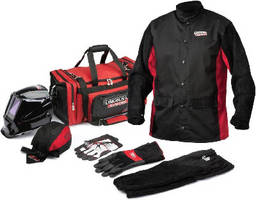 Welding Gear Pack contains all necessary PPE.