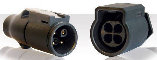 Power Connector is submersible and tamper-proof.