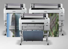 Large-Format Color Plotters meet engineering demands.