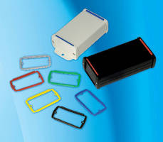 Extruded Aluminum Enclosures feature IP65 rating.