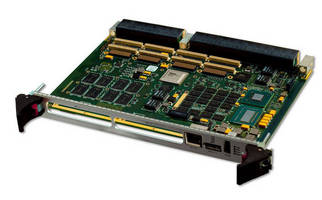 Military-Grade VPX SBC supports Intel� Core(TM) i7 processors.