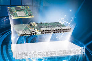 Ethernet Switch Modules aid development of custom switches.