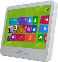 Medical-Grade PC features 22 in. waterproof touchscreen.