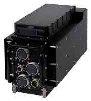Rugged IF Signal Recorder survives extreme environments.