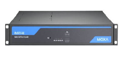 Industrial Network Video Recorder supports SCADA systems.