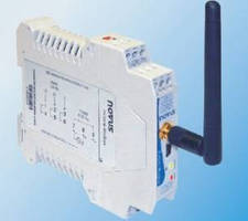 Modbus Wireless Gateway integrates GPRS technology.