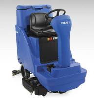 Rider Scrubber provides chemical-free finish removal.