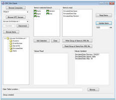 Automated Data Collection Software supports all plant equipment.
