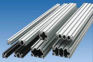 Custom Aluminum Extrusions are offered with multiple options.