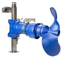 Submersible Mixer targets biogas production applications.