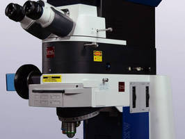 Raman Microspectrometer is offered with R/G/B and IR lasers.
