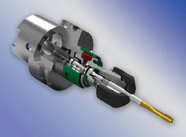 Modular Tap Holders suit machines with synchronous spindles.